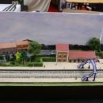Modules de la gare